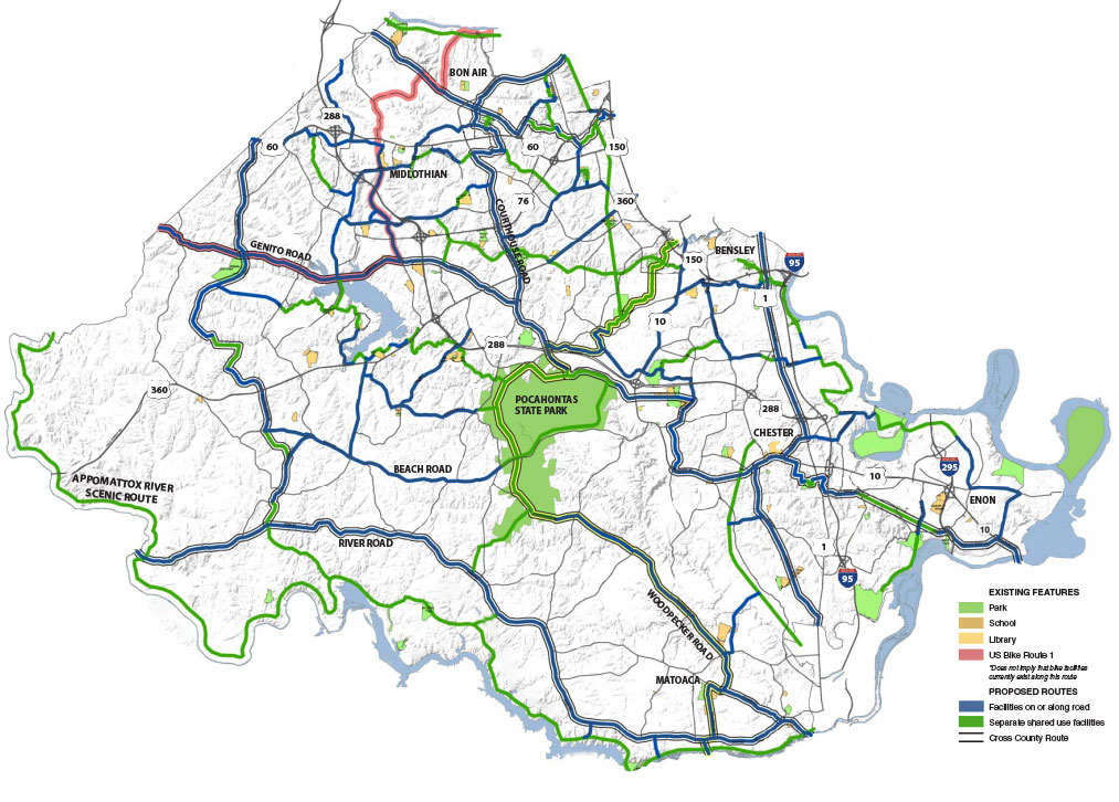 chesterfield-propose-bike-map