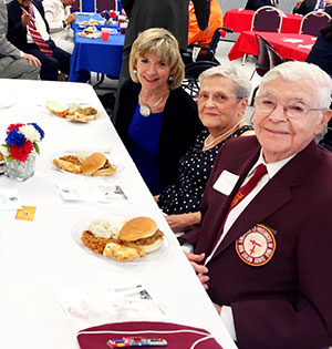 County Honors WWII Veterans