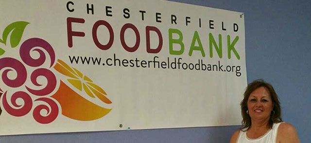 Chesterfield Food Bank Needs Van
