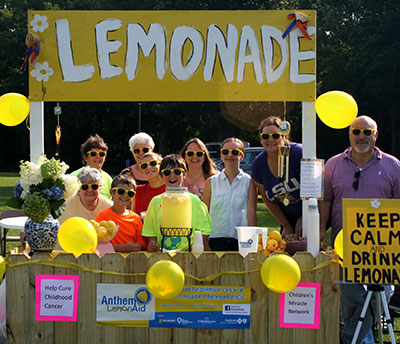 Lemonade for the Cure