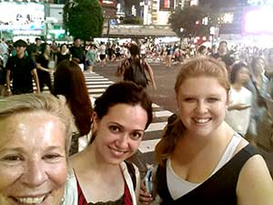 Anne's Big Adventure Continues in Japan