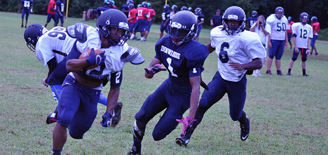 Football Preview: Dinwiddie