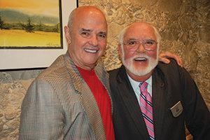 Dr. Baxter Perkinson and Ivan Perkinson