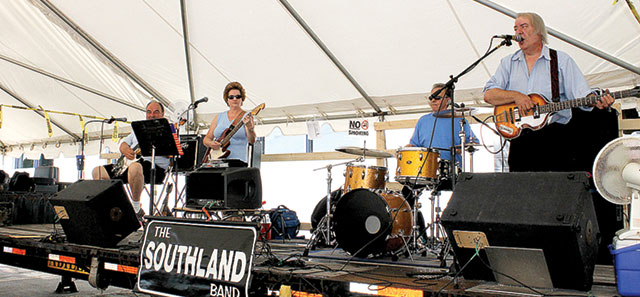 Southland Band starts ChesterFest celebration on Sept. 24