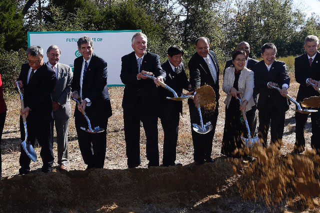 Tranlin, Inc. Breaks Ground on Sustainable Paper Plant