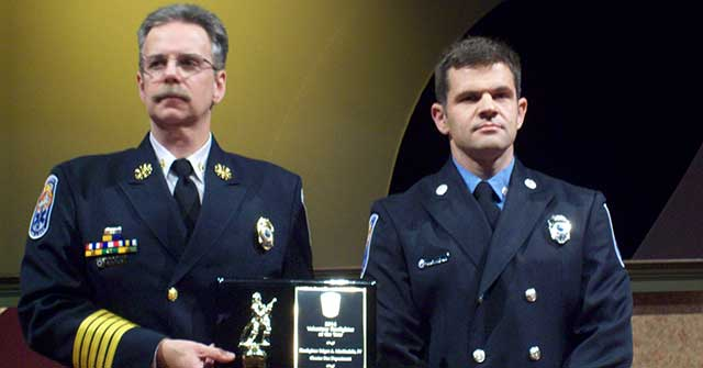Heroic acts recognized at awards ceremony