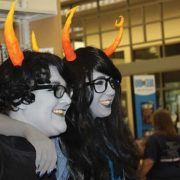 Comic Con draws big crowd