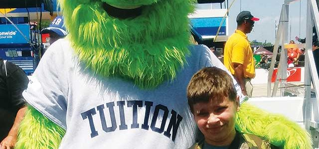 Curtis fifth-grader wins essay contest