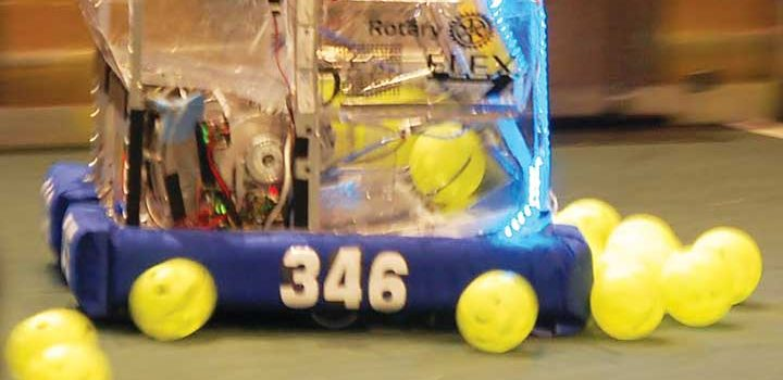 L.C. Bird RoboHawks compete  on international level