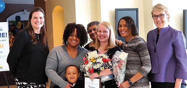 Hopkins special ed teacher receives  Outstanding Educator Award