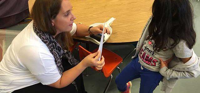 TERRIFIC TEACHERS  Miller-Taylor taps into kids' imagination