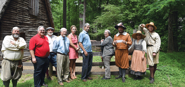 Henricus Historical Park receives donation