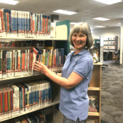 Librarian serves over three decades, still going strong