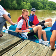 Camp Baker receives grant to support services for people with disabilities