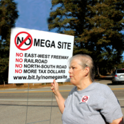 Mega site mania magnifies lack of county cooperation