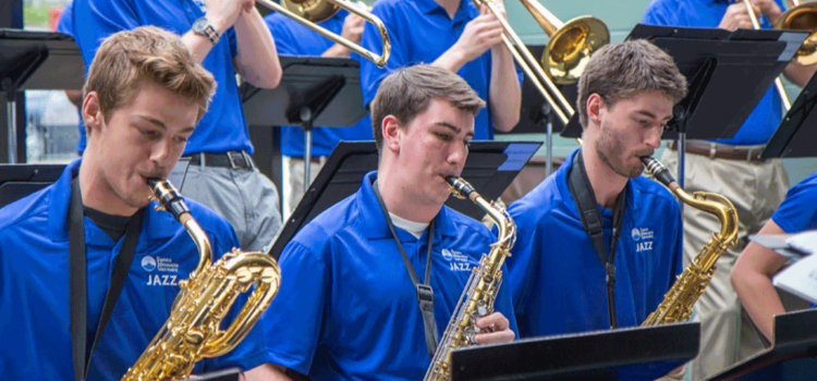 Local student to play in jazz ensemble