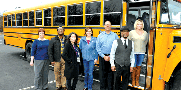 School Bus Driver Job Fair scheduled