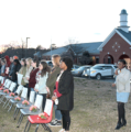 New Honor Society organizes memorial for 17