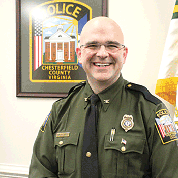 New police chief has vision for police athletic league