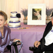 Rexes celebrate 74th wedding anniversary