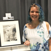Family support drives artist's passion