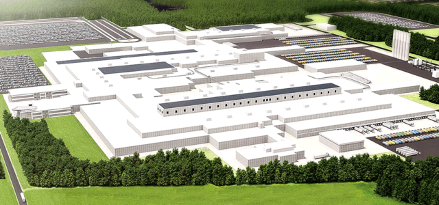 EDA details plans for Megasite