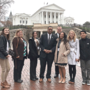 JTCC student shares story with legislators