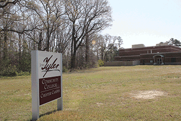 Facelift coming to Chester campus of John Tyler Community College