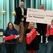 Matoaca Elementary gets $10K donation