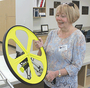 County extension office opens in remodeled library