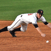 Fleischer sets home-run record at VMI