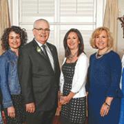 Commanders honored for philanthropy at John Tyler