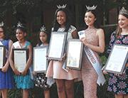 Miss Chesterfield Scholarship award winners