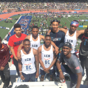 LC Bird's relay team brings home the gold