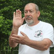 Tai chi man: Stephens touts benefits for mind, body and spirit