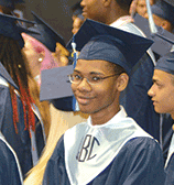 L.C. Bird High graduates 443
