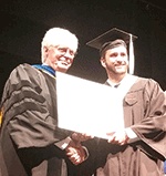 Harper earns degree from Virginia Tech