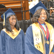 Meadowbrook High School graduates 350