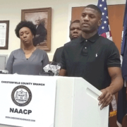 NAACP committee chair protests incident; Police department says Taser use 'improper'