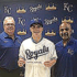 Eaton drafted by K.C. Royals