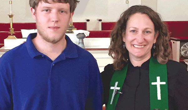 Booth wins Ivey Memorial UMC scholarship