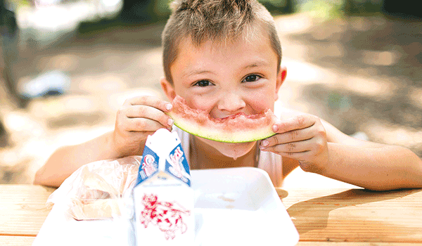 Summer meals for kids available at county libraries