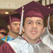 Thomas Dale High graduates 552