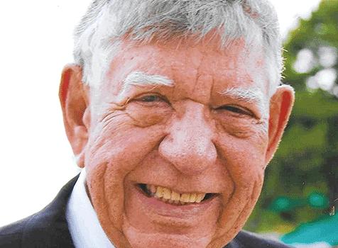 Retired judge Ernest P. Gates dead at 94