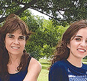 Overcoming adversity: Mother, daughter strengthen each other through running and writing