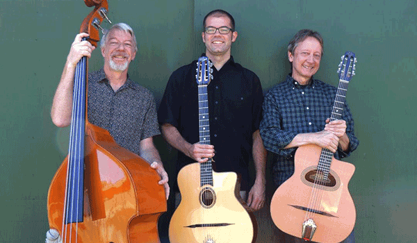 Django Tango brings gypsy jazz to Chester