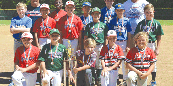 Chesterfield Baseball Clubs prep for international competition