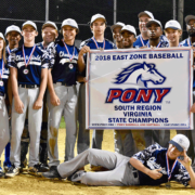 CBC National PONY team wins state tournament