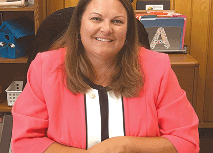 'Mama B' is the new principal at L.C. Bird