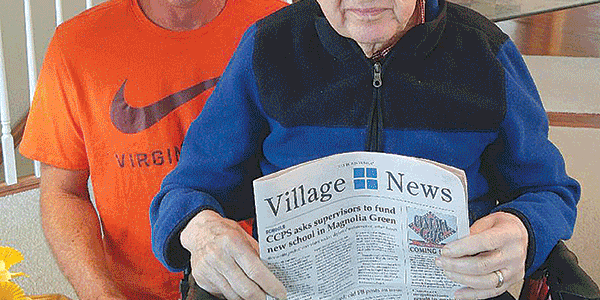 Village News goes to Minneapolis